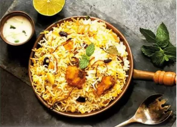 Biryani Is Not Just Food, It's An Emotion... in New Delhi cover pic